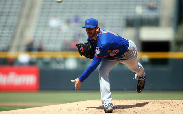 Mets pitcher Jon Niese