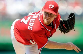 Strasburg Dominates Without Strikeouts